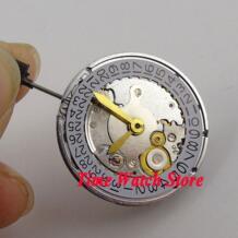 Клон ETA 2824 механизм шанхай механический автоматический механизм отображение даты подходит для SUB Мужские часы часы M15 Parnis 32898176038