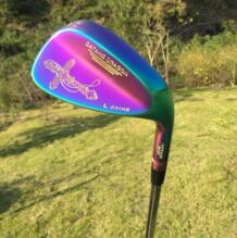 2017 гольф клинья 52 56 60 градусов с оригинальной S200 стальной Вал Клюшки для гольфа распятие реальные кованые клюшки datang dragon 32793382235