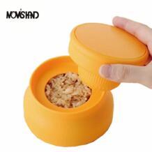 Пластиковый рисовый шар пресс сэндвич резак суши инструменты для риса кухонный инструмент MOM'S HAND 32786925069