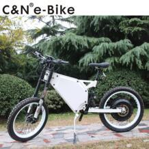 2018 супер мощный 72 v 8000 w Enduro Ebike электрический мотоцикл электрический горный велосипед No name 32806741045