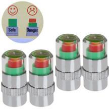 4 шт./лот 2,4 Бар 36PSI Air предупреждение шин клапан стволовых датчики давления Контроль Света кепки индикатор для автомобиля IZTOSS 32707475174