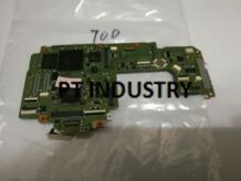 100% оригинальная 70D основная плата микроконтроллера материнская плата с гибким кабелем с запрограммированным CG2-3225-010 для Canon 70D No name 32813119356