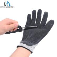 Maximumcatch Рыбалка непрорезаемые перчатки L/XL Размеры сократить устойчивый филе Прихватки для мангала левой и правой руки No name 32791496797
