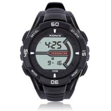2018 Точная Мода Fhe Новые многофункциональные электронные Шагомер ходьбы калорий спортивные водонепроницаемые электронные часы Run JKP Xonix 32674096619