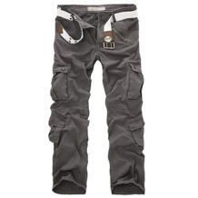 Мужские военные брюки карго боевые комбинезоны denimjeans армейские джинсы свободные мульти-карман большие размеры повседневные мужские брюки luodidai 32699041604