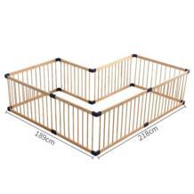 Твердые деревянные ворота детский манеж экспорт без запаха здоровья забор для детей Детская игра забор много размеров No name 32834976638
