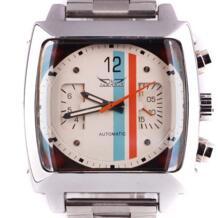 Модные мужские часы с квадратным циферблатом, автоматические механические часы, мужские наручные часы Montre Homme JARAGAR 32584448478