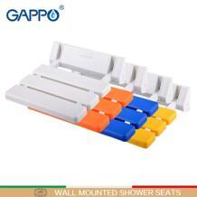 GAPPO складной стул для ванной Настенные стулья для ванной стул для душа Складное Сиденье для душа No name 32881235972