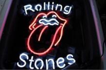 """Неоновая вывеска для известных Rolling Stones рок-группа стеклянная трубка Пивной бар Паб Клуб Бизнес Custom Shop свет знаки 16*12"""" No name 32869821418"""