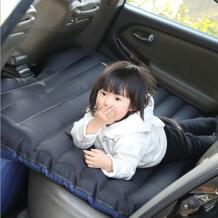 Автомобиль надувной матрас инфляции кровать путешествия воздуха кровать кемпинг Отдых сна внедорожник заднее сиденье шок кровать дополнительный матрас с Подушки детские авто No name 32837396925