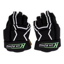 1 пара хоккейные перчатки со льдом и роликами зимние тренировочные перчатки сохраняющие тепло руки спортивное оборудование черный 8 дюймов 9 дюймов 10 дюймов выбор perfeclan 4000002052964