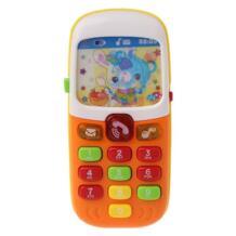 Ребенку мобильный телефон обучения игрушки электронный игрушечный телефон музыкальные игрушки HBB 32846961307