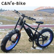 2018 Новый Дизайн Электрические велосипеды Лейли 48 В 1000 Вт снег жира Ebike Водонепроницаемый Электрический горный велосипед No name 32848700025