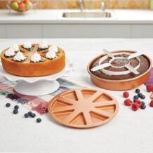 3 шт./компл. Нержавеющая сталь DIY кекса шоколадный торт форма для выпечки пирожных Плесень инструмент VKTECH 32909951068
