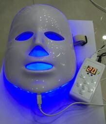 7 цветов фотон pdt светодиоды уход за кожей светодиодная маска для лица маска для лечения лица лечение акне SYLPH 32650707278