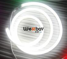 Белый светодио дный неоновый свет Flex для за пределами здания украшения неоновые надпись на табличке 10 м много оптовая неоновый свет No name 817712442