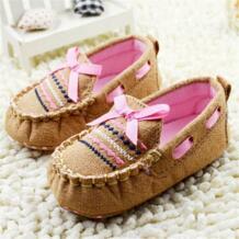 Детская обувь для маленьких мальчиков; нескользящая полосатая обувь для малышей; Zapatos ninas; новорожденный инфантил ETOSELL 32426958386