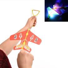 1 шт. вертолета игрушки Удивительные светодиодный свет стрелка плоскости Веселых вечеринок подарок свет дети летающий Игрушечные лошадки световой Игрушечные лошадки No name 32741348849
