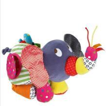 Детские Игрушки Слоненок Коляска Погремушки Mobiles Детские Brinquedos Образовательных плюшевые Игрушки Для Малышей JJOVCE 32394265666