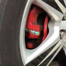 4 шт. автомобиля шин Давление Мониторы индикатор Клапан стволовых Кепки для Kia Forte Carens Рондо Picanto Рио Ceed души sportage K2 РИО K3 9 MOON 32718279394