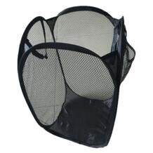 Новый квалифицированные нейлоновая сетка Складная Pop Up Стиральная корзины для белья, мешок препятствуют сетки хранения Pueple D40Au2 TENSKE 32824682495