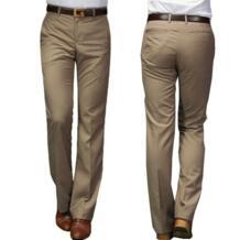 2019 Новый Modis расклешенные Штаны мужские летние прямые брюки от костюма для отдыха в британском стиле Бесплатная доставка, Лидер продаж ноги брюки деловые штаны для Для мужчин No name 32996593701