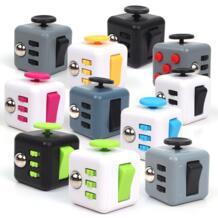 Fidget Cube оригинальный Высокое качество виниловый Настольный Finger игрушки Fidget игрушки на день рождения Рождественский подарок антистресс стресс куб игрушки ZXZ 32855986246