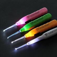 Мигающие светодиодные ушные палочки кюретка ухочистка DC88 Breathleshades 32889254742