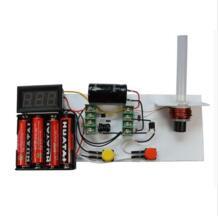 Электромагнитная Пушка Diy комплекты Для Электронный электромагнитная эксперимент No name 32695007654