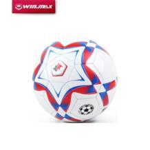 Лидер продаж высокое качество Размер 4 Размер 5 официальный размер футбольный из искусственной кожи футбольный мяч с ручной насос для матча обучение WinMax 32804496684