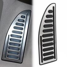 Для Ford Focus 2 фокус 3 MK2 MK3 MK4 Fiesta Kuga Ecosport Mondeo Нержавеющаясталь для ног Педаль подножку Подножка педаль Thie2e 32757857561