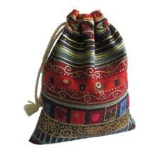 Женская винтажная богемная сумка на шнурке шикарная народная племенная плетеная нить Bolsas Sac основной сумка для хранения на шнурке сумка discountHEH 32845494596