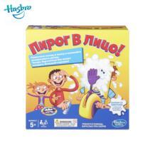 Настольная игра для семьи Пирог в лицо B7063 Hasbro 32823371009