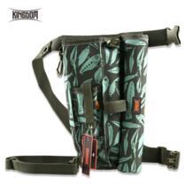 Рыболовная удочка, многофункциональная сумка, водостойкая, против царапин, нейлон, хорошее качество, рыболовная снасть, сумка, модель lyb-15 KINGDOM 32826601514