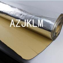50 см x 100 см 10 мм DIY Звук Управление проверки теплостойкость уровень шума алюминия мертвящей Pad доказательства изоляции щит анти-шум Коврики AZJKLM 1000004807245
