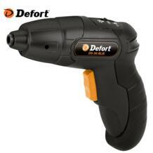 Отвертка аккумуляторная Defort DS-36-BLiK (3.6В, 2,5 н/м, подсветка рабочей зоны, индикатор зарядки батареи) No name 32493652088