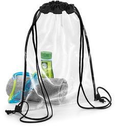 52.0007 BagBase | BG7 prosojna vrečka - nahrbtnik