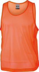 02.0372 James & Nicholson | JN 372 Ekipna signalna majica z naramnicami