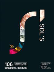 26.ZF01 SOL'S | Barvna skala 2018 Barvna skala