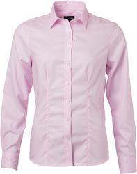 02.0681 James & Nicholson | JN 681 bluza iz mikro kepra z dolgimi rokavi
