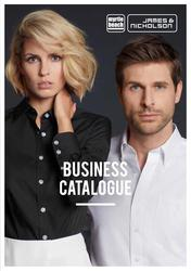 02.ZK06 James & Nicholson | JN Business 2018 Poslovni katalog