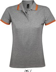 25.0578 SOL'S | Pasadena Women Ženska Pique polo majica