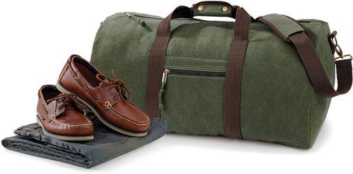 51.D613 Quadra | QD613 vintage potovalna torba