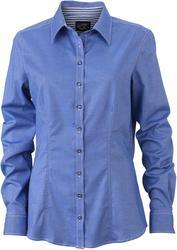 02.0633 James & Nicholson | JN 633 pikčasta bluza z dolgimi rokavi