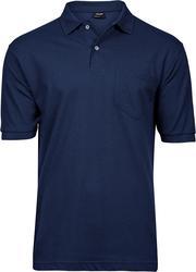 18.2400 Tee Jays | 2400 moška Piqué polo majica z žepom