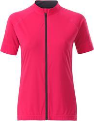 02.0515 James & Nicholson | JN 515 Ženska kolesarska majica z dolgo zadrgo