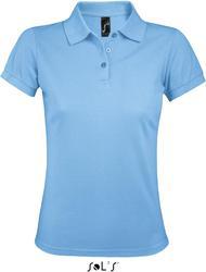 25.0573 SOL'S | Prime Women ženska debelejša piqué polo majica