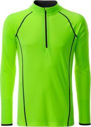 02.0498 James & Nicholson | JN 498 moška športna majica z dolgimi rokavi