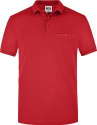 02.0846 James & Nicholson | JN 846 Men´s Workwear Polo majica Pocket