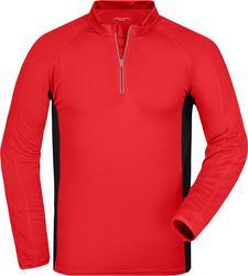 02.0307 James & Nicholson | JN 307 Moška tekaška majica z dolgimi rokavi